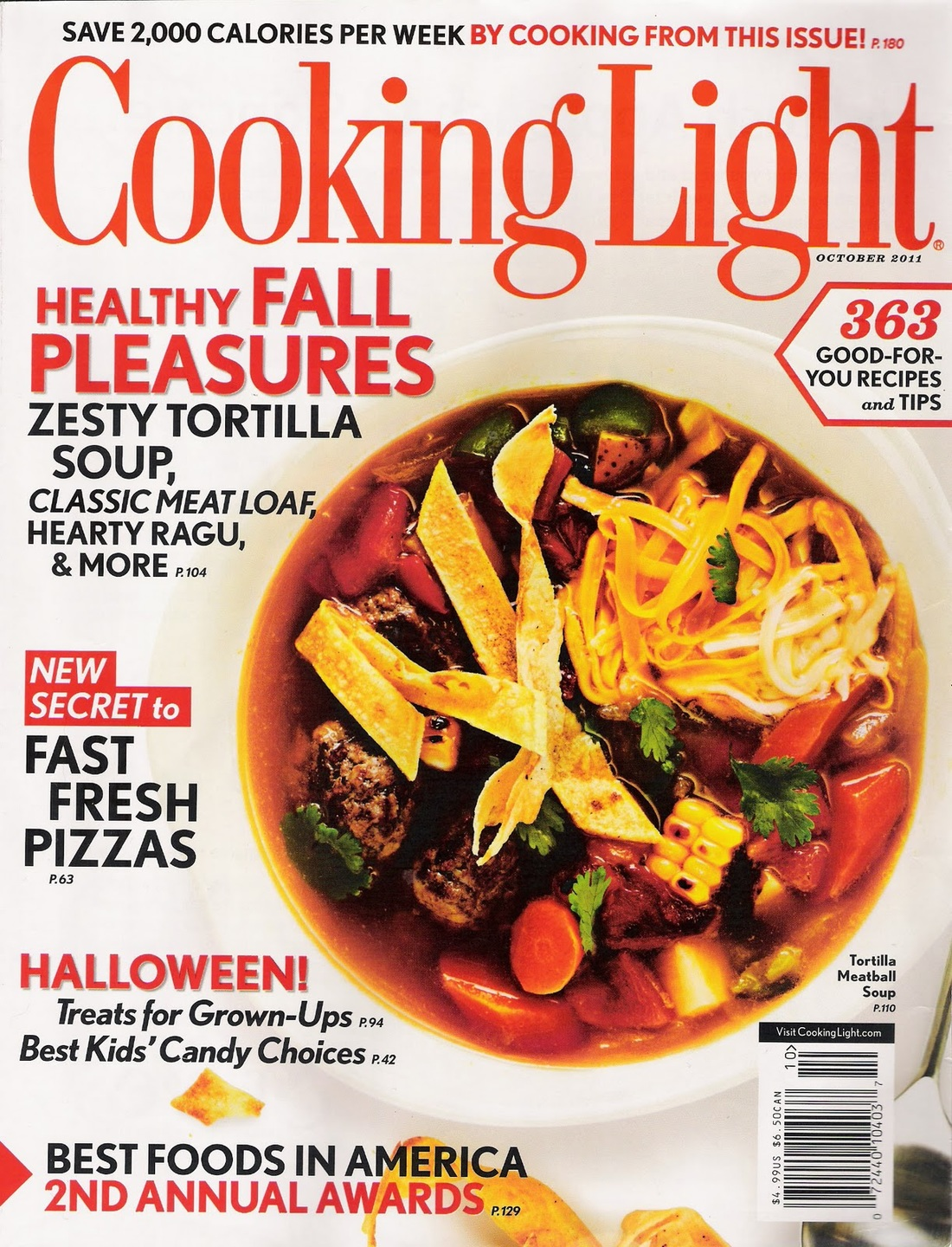 Cooking light ambers media blog cooking light magazine has their own app on both iphone and android this was created to expand their customer bases by appealing to a younger generation forumfinder Images